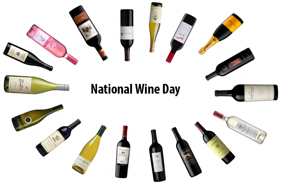 National Wine Day 2016 - 5.25